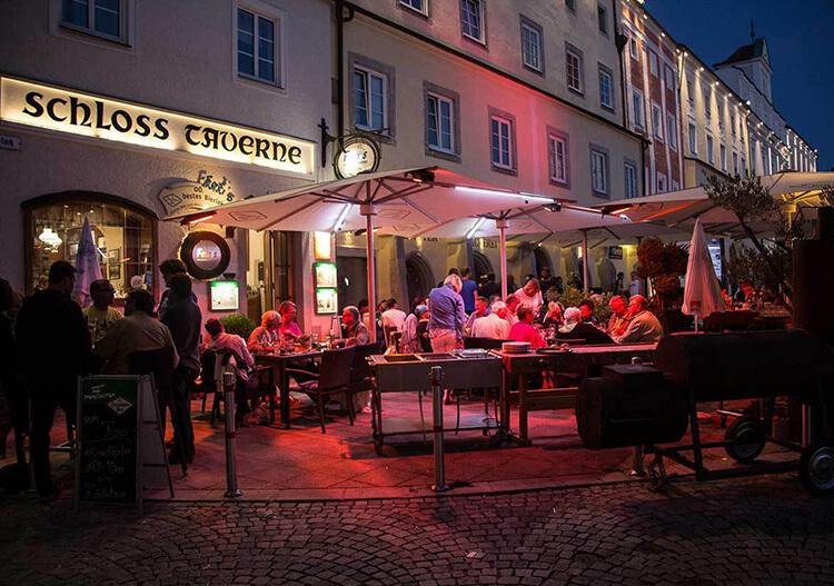 Foxis Schlosstraverne ©Flora Fellner