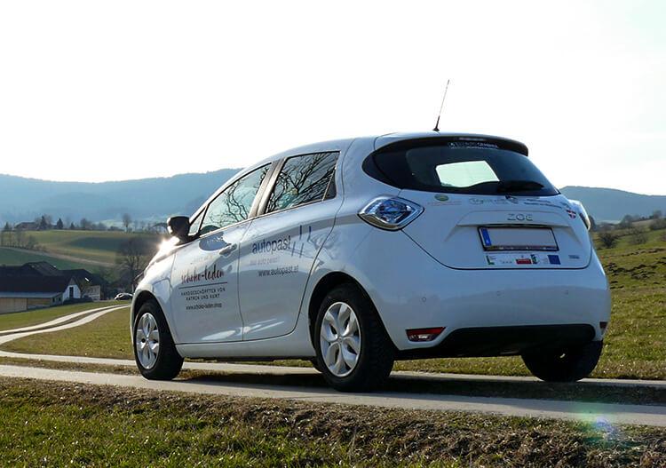 Mühlferdl E-Car Sharing © Johannes Großruck
