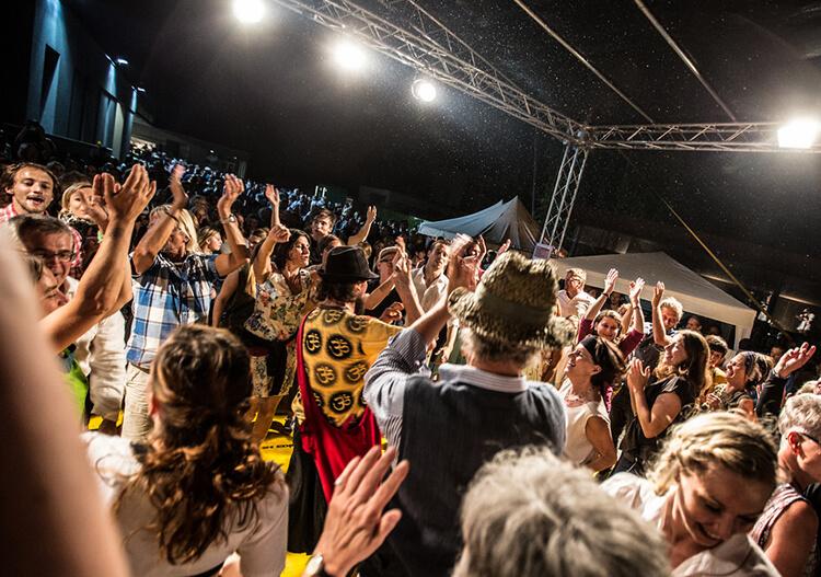 Sunnseitn Tanzlust Festival © Christoph Thorwartl