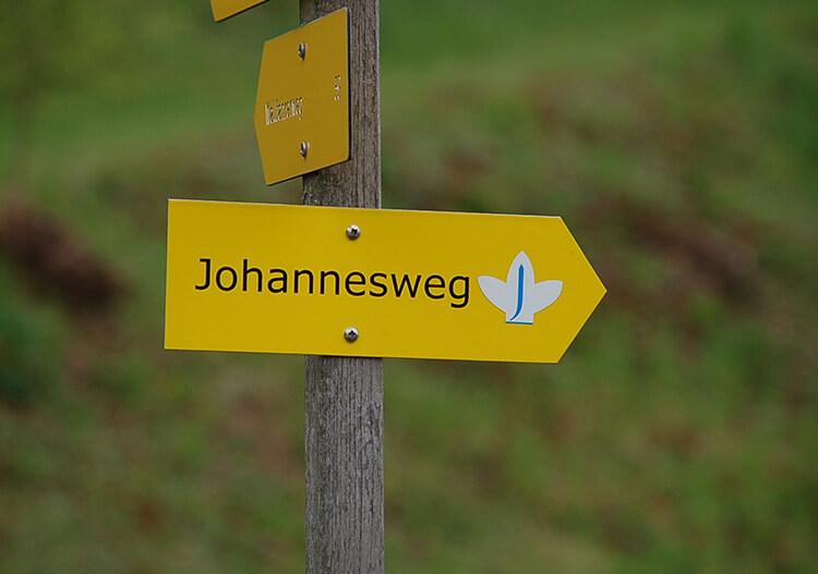Johannesweg ©Tourismusverband Mühlviertler Alm
