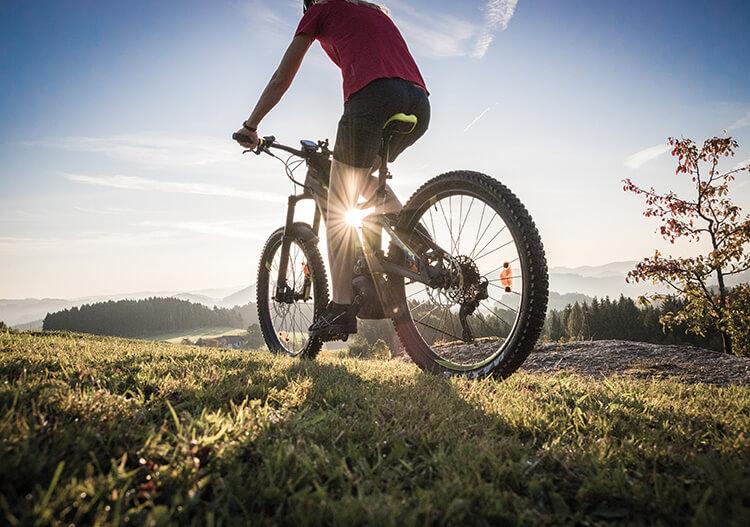 Mountainbike  © Mühlviertler Alm