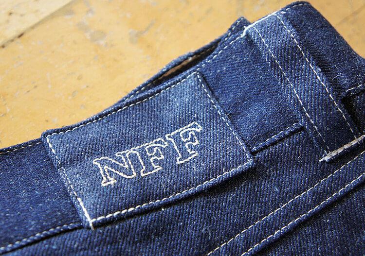 Die NFF-Jeans © Stern & Kringel
