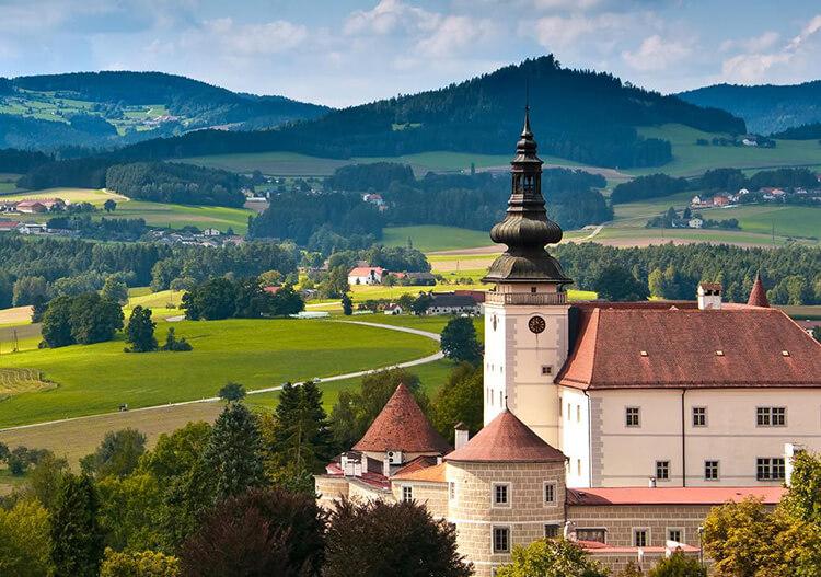 Schloss Weinberg © Richard Schramm