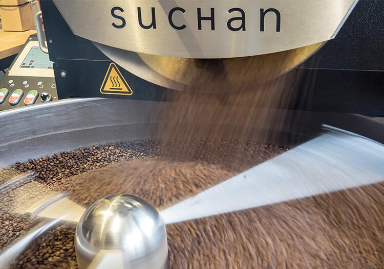 Suchan Kaffee © Peter Affenzeller